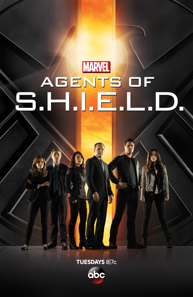 Agents of SHIELD S01