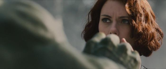 Bruce Banner:Natasha Romanoff