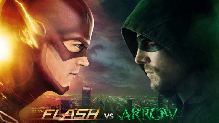 Crossover The Flash:Arrow