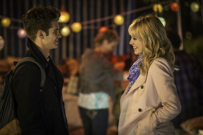 Peter Parker:Gwen Stacy