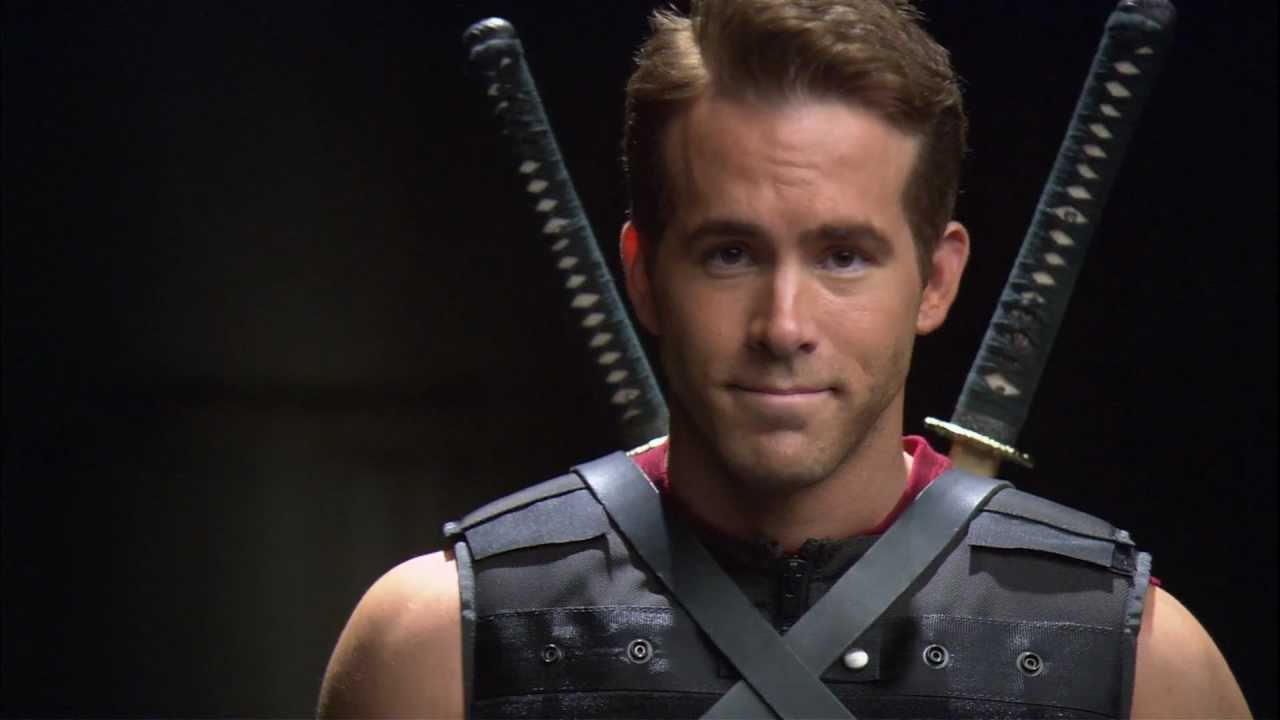 Ryan Reynolds hor