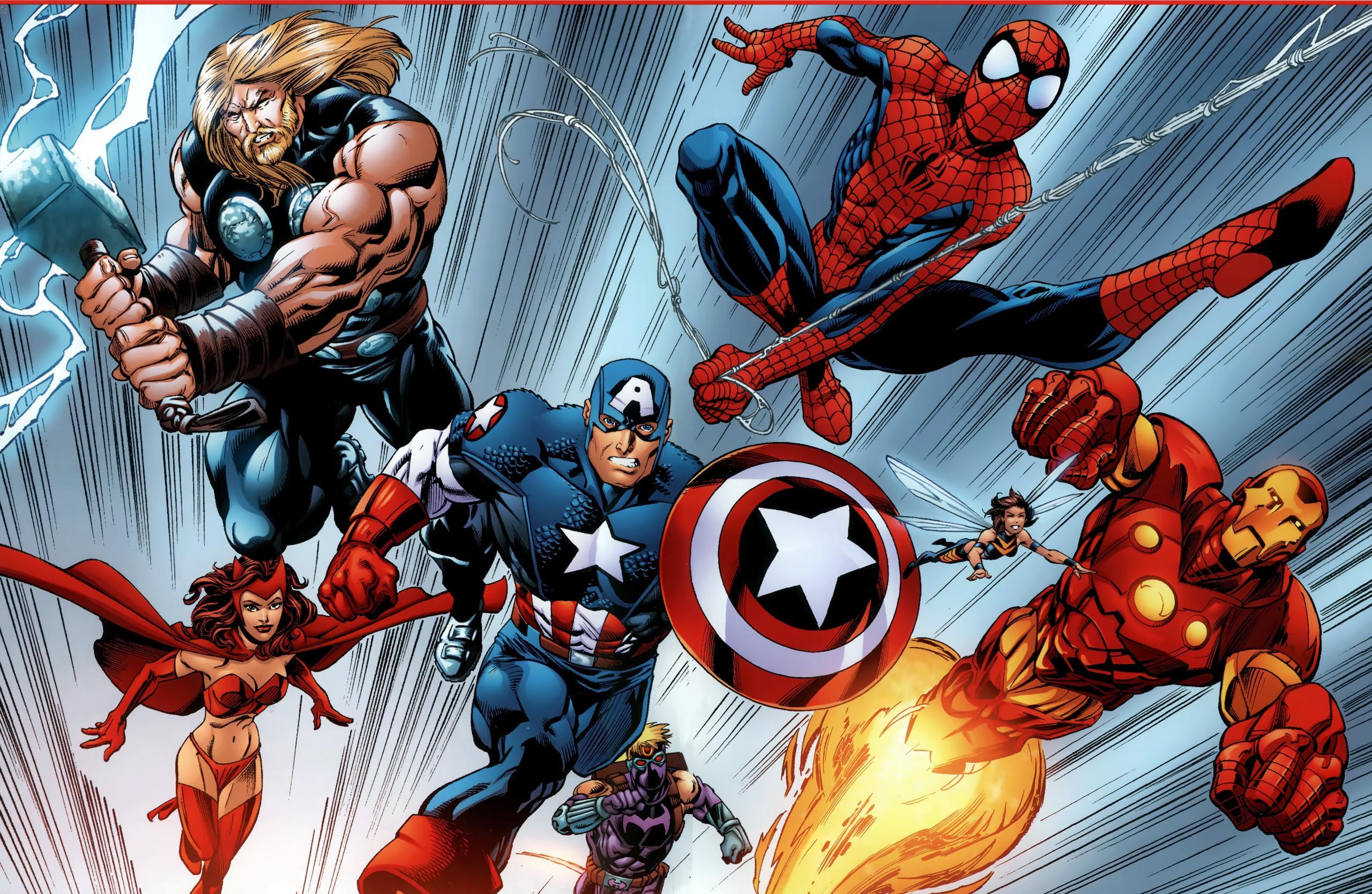 Spider-Man chez Marvel