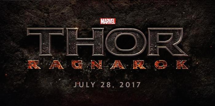 Thor - Ragnarok header