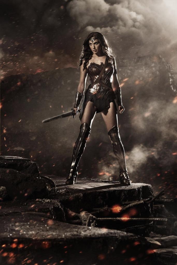 Wonder Woman teaser